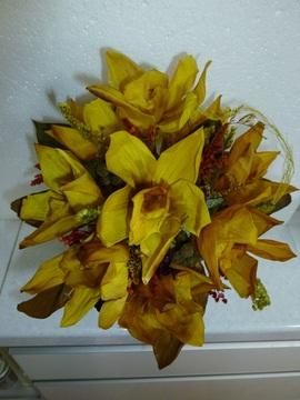 三重県の玉野様 : 秋色のプリザーブドフラワー♪