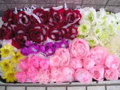 結婚式の花をプリザーブドフラワーに♪